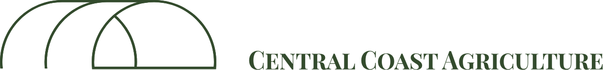 Central Coast Agriculture Logo